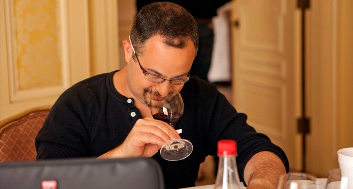 Jon Bonne, wine editor of the San Francisco Chronicle, judged the sparklng wines and sent Champagne Mumm into the championship round, where it was selected Wine of the Year.