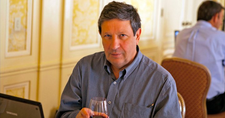 London-based wine-book author and magazine writer Stephen Brook has judged all eight Critics Challenges.